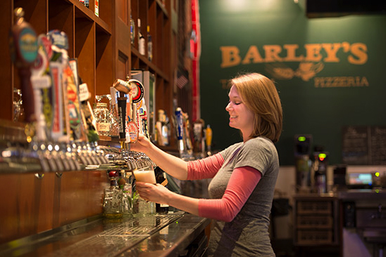 barleys tap room