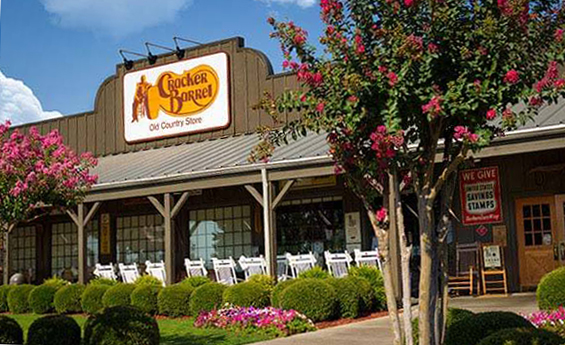 cracker barrel knoxville