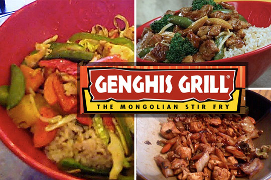 Genghis Grill Taste Of Knoxville