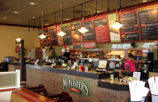 Mcallisters Deli Knoxville Knoxville Restaurants Taste Of Knoxville