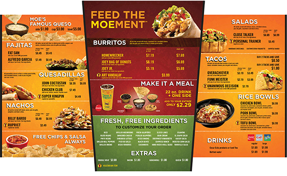 Moe 39 s southwest grill knoxville knoxville restaurants taste of knoxville - Moe southwest grill menu prices ...