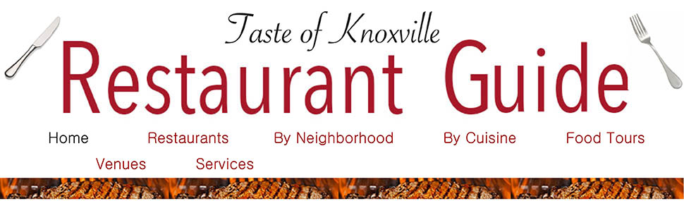 knoxville restaurant guide